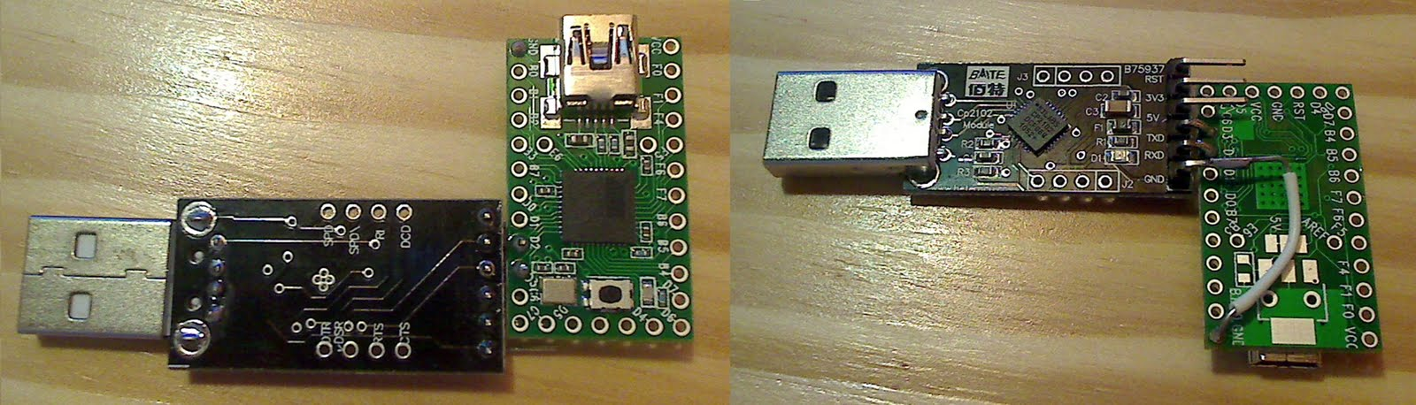 DIY USB adapter - GIMX